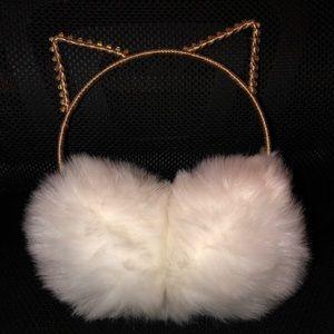 Accessories - Fur ear muffs